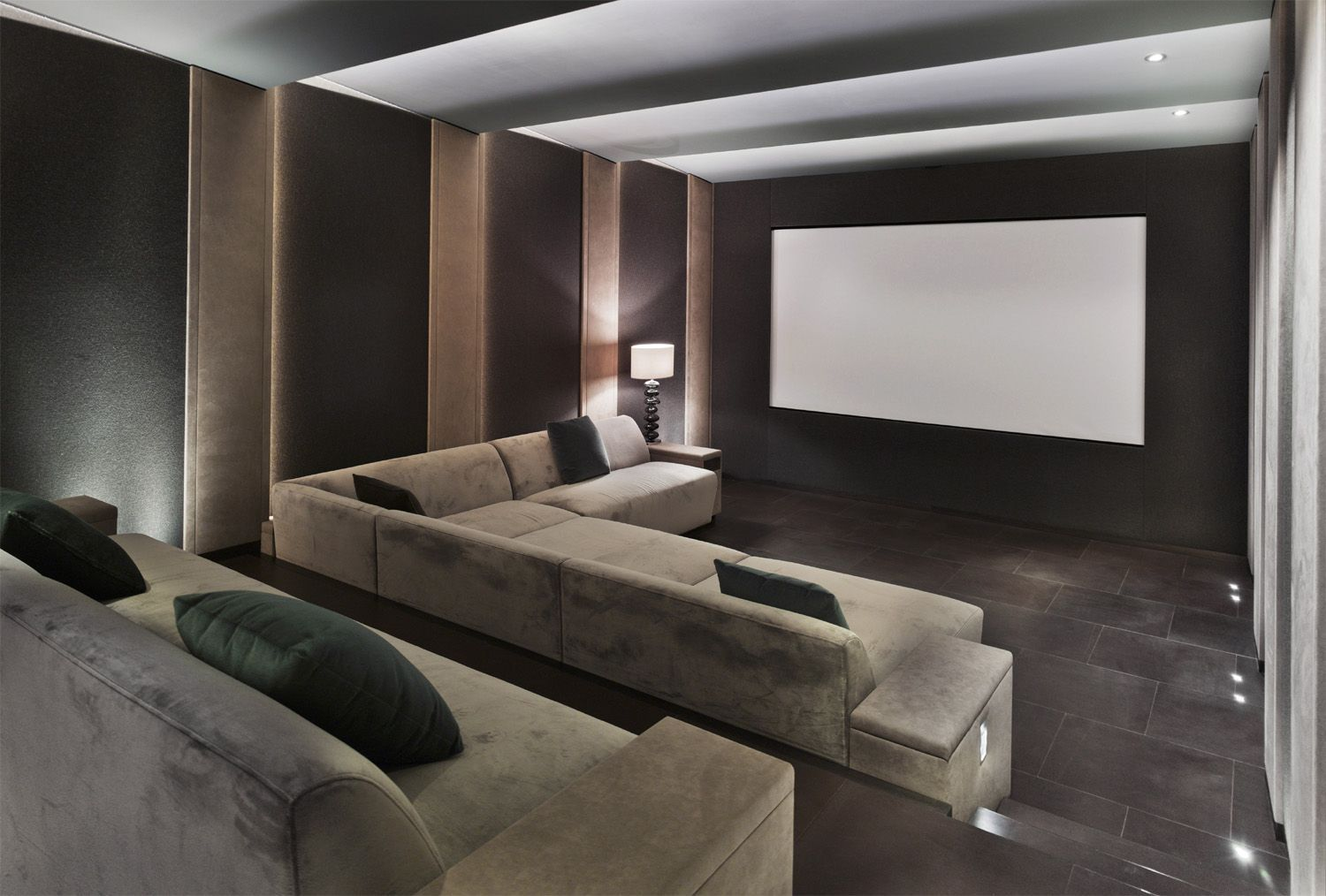 home theater systems | 7.1 surround sound | large format displays